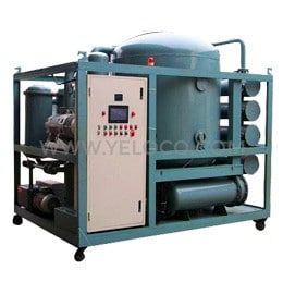 Ultra-high voltage Transformer oil purifier machine for more than 350KV Transformer